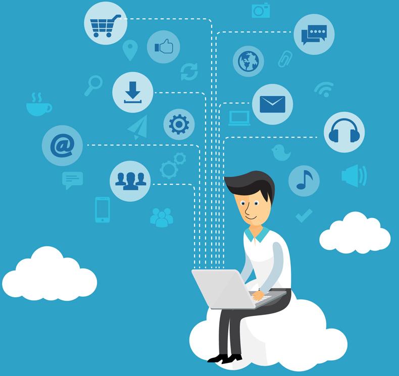 Imagen destacada - Trabajo en la nube con un Chromebook