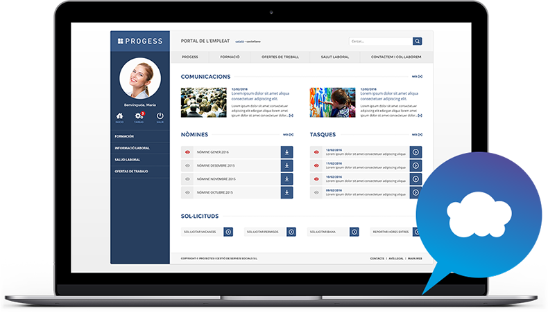 Software Employee Portal